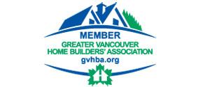Cobblestones Homes Great Vancouver Builder's Association Member