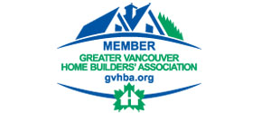 Cobblestones Homes Great Vancouver Builder's Association Member